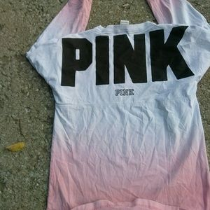 Tops - Pink LONGSLEEVE shirt
